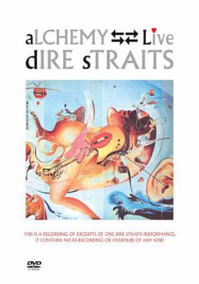 ALCHEMY LIVE (20TH ANNIVERSARY EDITIO BY DIRE STRAITS (DVD)